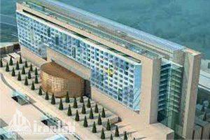 هتل ایران مال منطقه 22 تهران